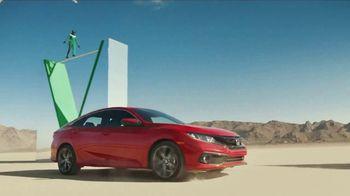 2019 Honda Civic Sport TV Spot, 'Palindrome' [T1] - Thumbnail 7