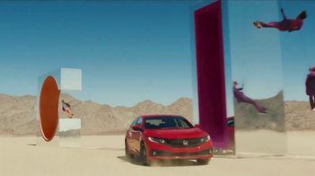 2019 Honda Civic Sport TV Spot, 'Palindrome' [T1] - Thumbnail 8