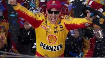Ford TV Spot, 'Congratulations to Joey Logano' [T1] - 2 commercial airings