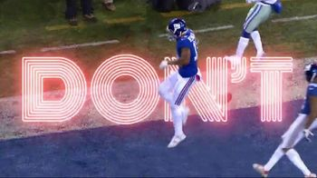 Nike TV Spot, \'OBJ Don\'t Stop\' Featuring Odell Beckham Jr., Song by Michael Jackson