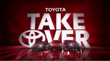 Toyota Black Friday Takeover TV Spot, 'Camry, RAV4 and Highlander' [T2] - Thumbnail 7