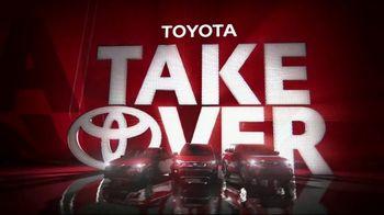 Toyota Black Friday Takeover TV Spot, 'Camry, RAV4 and Highlander' [T2] - Thumbnail 2