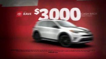 Toyota Black Friday Takeover TV Spot, 'Camry, RAV4 and Highlander' [T2] - Thumbnail 4