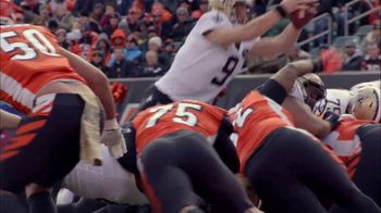 Verizon TV Spot, 'The Best: Saints vs. Bengals' - Thumbnail 7