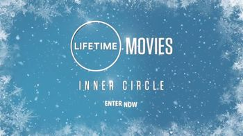 Lifetime Movies Inner Circle TV Spot, 'Holidays: Get Off the Couch' - Thumbnail 10