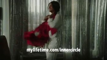 Lifetime Movies Inner Circle TV Spot, 'Holidays: Get Off the Couch' - Thumbnail 3