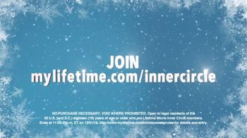 Lifetime Movies Inner Circle TV Spot, 'Holidays: Get Off the Couch' - Thumbnail 8