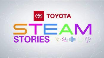 Toyota TV Spot, 'CBS 2 Los Angeles: STEAM Stories: King Tut' Featuring Erica Olsen [T2] - Thumbnail 2