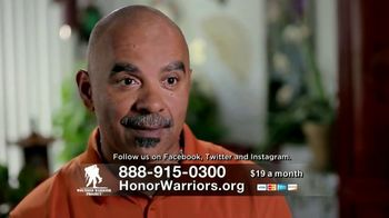 Wounded Warrior Project TV Spot, 'Time for Healing' Featuring Gerald McRaney - Thumbnail 9