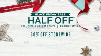 Bassett Black Friday Sale TV Spot, 'Gift Yourself This Year'
