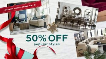Bassett Black Friday Sale TV Spot, 'Gift Yourself This Year' - Thumbnail 6