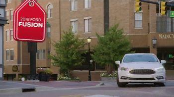 2018 Ford Fusion TV Spot, 'No Better Time' [T2] - Thumbnail 5