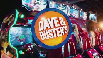 Dave and Buster's Power Hour TV Spot, 'Video Game Play' - Thumbnail 1