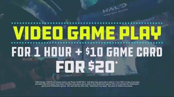 Dave and Buster's Power Hour TV Spot, 'Video Game Play' - Thumbnail 4