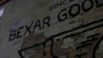 Bexar Goods TV Spot, 'Handcrafted Leather Goods: San Antonio Spurs' Featuring Matt Bonner - Thumbnail 1