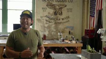Bexar Goods TV Spot, 'Handcrafted Leather Goods: San Antonio Spurs' Featuring Matt Bonner - Thumbnail 5
