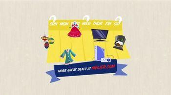 Meijer TV Spot, 'Black Friday: A Whole Week of Sales' - Thumbnail 5