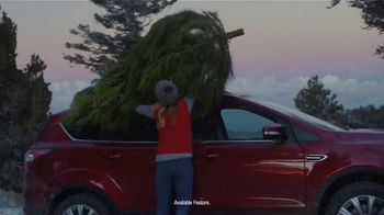 Ford Built for the Holidays Sales Event TV Spot, 'Setting an Example: Spruce' [T2]
