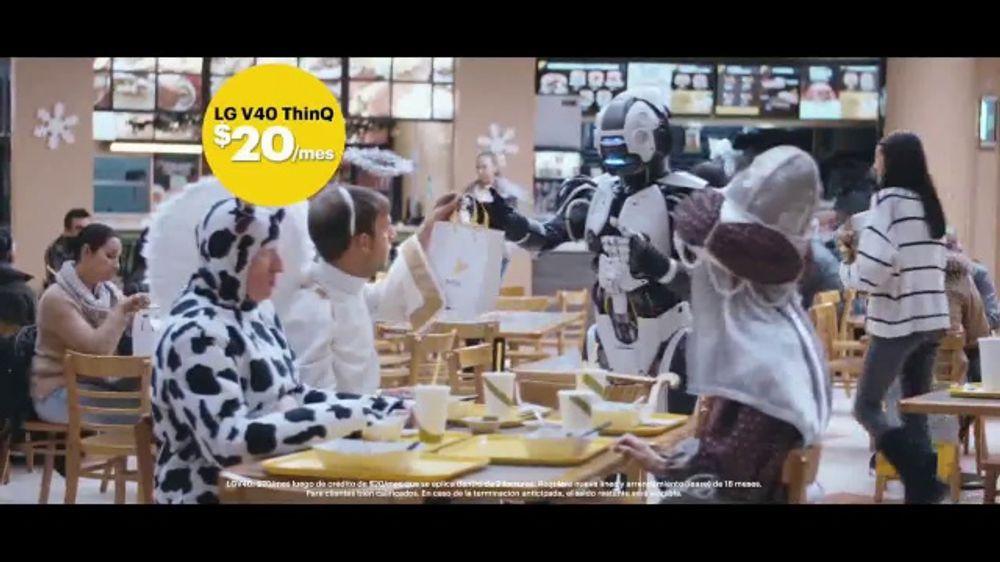Sprint TV Commercial, 'Sprint te da el LG V40 por solo $20 d??lares al mes'