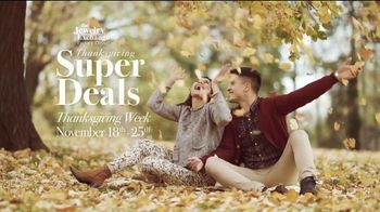 Jewelry Exchange Thanksgiving Super Deals TV Spot, 'Studs and Solitaires' - Thumbnail 1