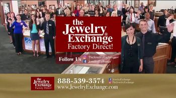 Jewelry Exchange Thanksgiving Super Deals TV Spot, 'Studs and Solitaires' - Thumbnail 9