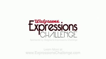 Walgreens TV Spot, 'Expressions Challenge: Express What Matters' - Thumbnail 10