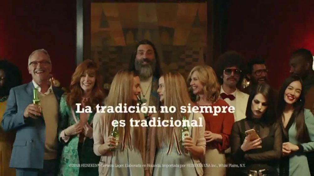 Heineken TV Commercial, '??Qui??n es?' canci??n de Dean Mart