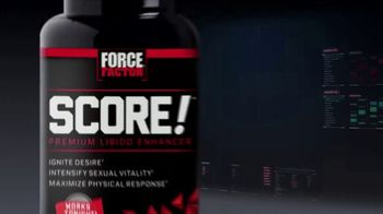 Force Factor Score! TV Spot, 'Score More' - Thumbnail 3