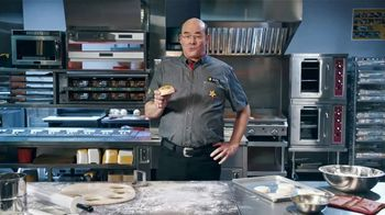 Hardee's Breakfast Sandwiches TV Spot, 'Made-From-Scratch Biscuits' Featuring David Koechner - Thumbnail 3