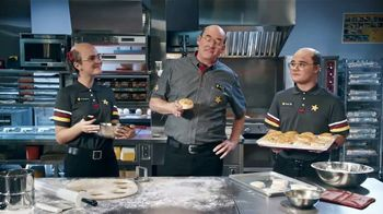 Hardee's Breakfast Sandwiches TV Spot, 'Made-From-Scratch Biscuits' Featuring David Koechner - Thumbnail 8