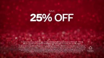 Ashley HomeStore Black Friday TV Spot, 'Five Hours of Savings' - Thumbnail 3