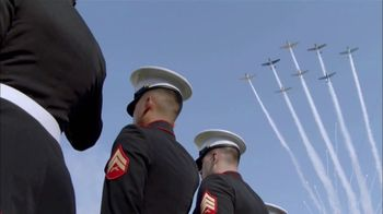 USAA TV Spot, 'Salute to Service Moment: The Roar of a Military Flyover' - 1 commercial airings