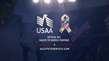 USAA TV Spot, 'Salute to Service Moment: The Roar of a Military Flyover' - Thumbnail 9
