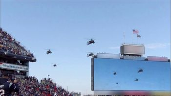 USAA TV Spot, 'Salute to Service Moment: The Roar of a Military Flyover' - Thumbnail 6
