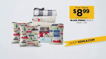 Kohl's Black Friday Deals TV Spot, 'Toys, Pendants and Vacuums' - Thumbnail 3