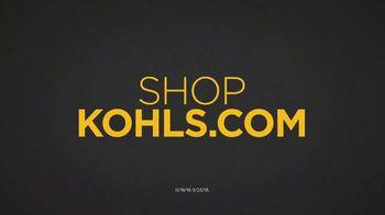 Kohl's Black Friday Deals TV Spot, 'Toys, Pendants and Vacuums' - Thumbnail 7