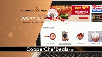 Copper Chef Biggest Sales Event TV Spot, 'Get Yours Now' - Thumbnail 10