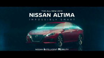 2019 Nissan Altima TV Spot, 'Surround Yourself With Safety' [T1] - Thumbnail 10