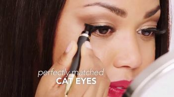 Lyda Beauty Cleopatra Cat Eye Stamp TV Spot, 'Sexy and Mysterious'