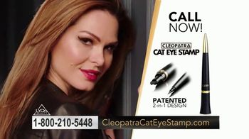 Lyda Beauty Cleopatra Cat Eye Stamp TV Spot, 'Sexy and Mysterious' - Thumbnail 8
