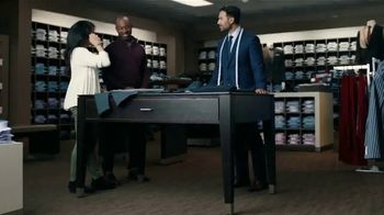 Men's Wearhouse Black Friday Sale TV Spot, 'The Perfect Gift' - Thumbnail 1