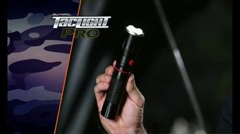 Bell + Howell TacLight Pro TV Spot, 'One Light That Can Do Both' Featuring Nick Bolton - Thumbnail 2