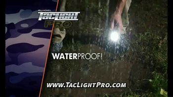 Bell + Howell TacLight Pro TV Spot, 'One Light That Can Do Both' Featuring Nick Bolton - Thumbnail 4