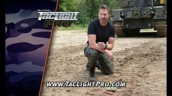 Bell + Howell TacLight Pro TV Spot, 'One Light That Can Do Both' Featuring Nick Bolton - Thumbnail 5