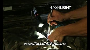 Bell + Howell TacLight Pro TV Spot, 'One Light That Can Do Both' Featuring Nick Bolton - Thumbnail 6