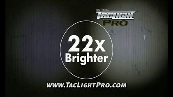 Bell + Howell TacLight Pro TV Spot, 'One Light That Can Do Both' Featuring Nick Bolton - Thumbnail 7