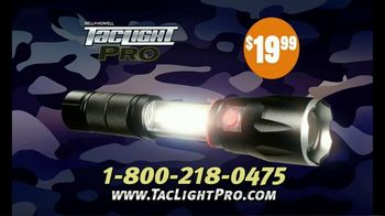 Bell + Howell TacLight Pro TV Spot, 'One Light That Can Do Both' Featuring Nick Bolton - Thumbnail 8