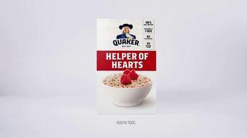 Quaker Original Instant Oatmeal TV Spot, 'Something to Celebrate' - Thumbnail 9