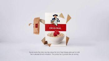 Quaker Original Instant Oatmeal TV Spot, 'Something to Celebrate' - Thumbnail 2