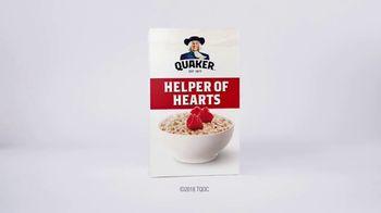 Quaker Original Instant Oatmeal TV Spot, 'Something to Celebrate' - Thumbnail 8
